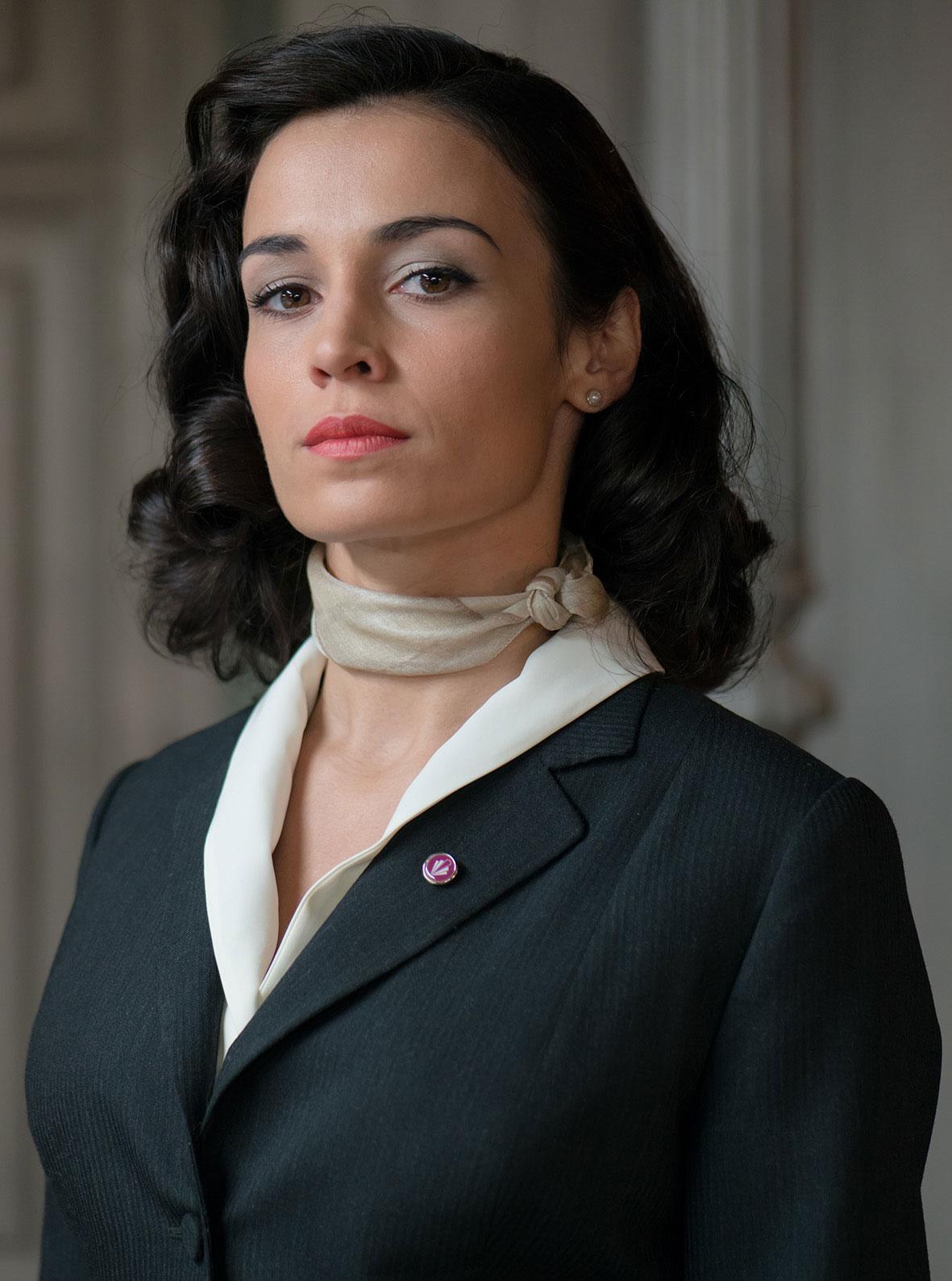 Velvet - Sara Rivero