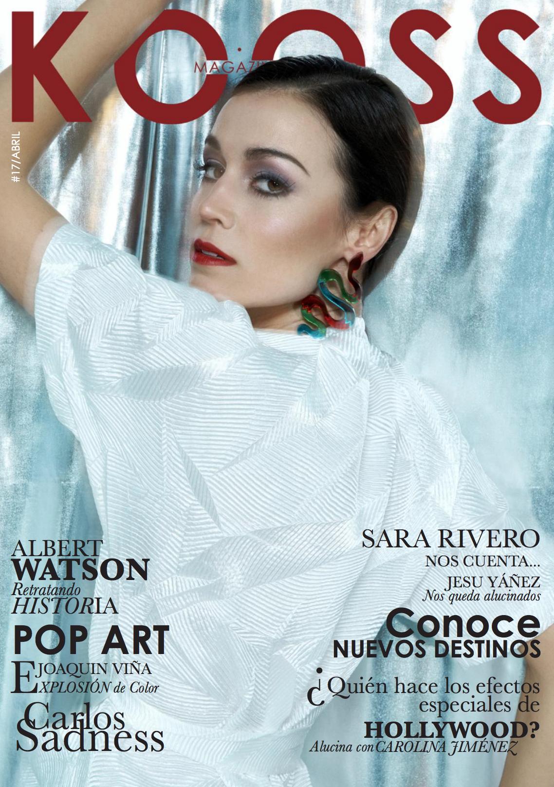 Sara Rivero nos cuenta…