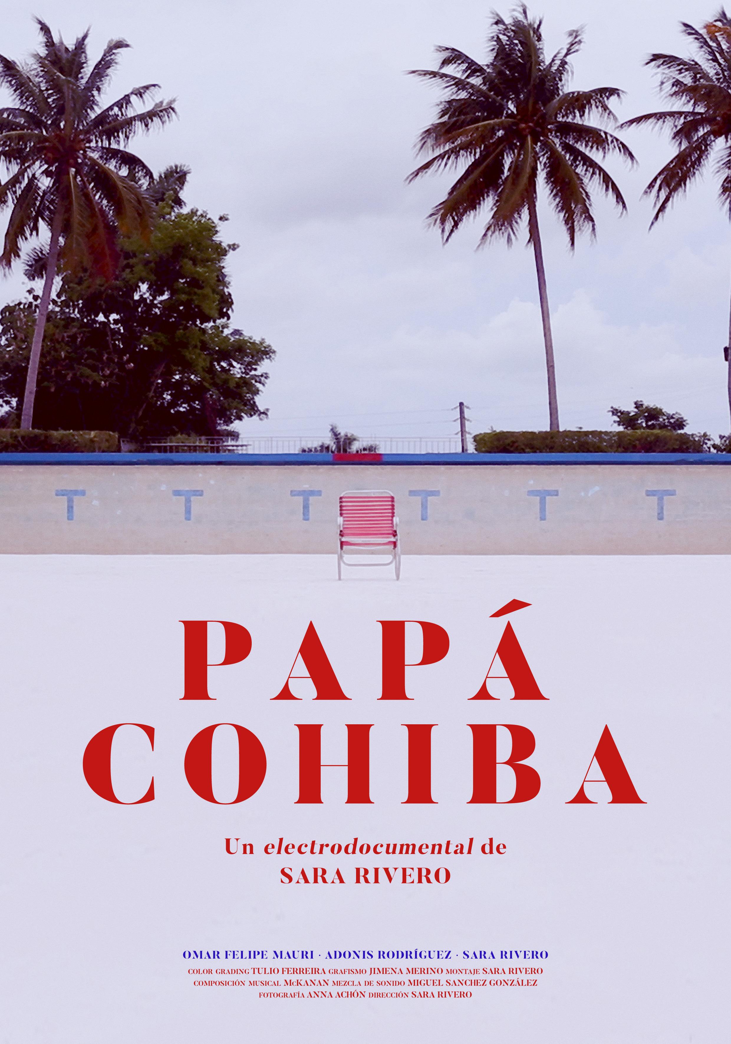 Papá Cohiba - Sara Rivero